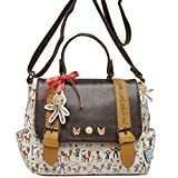Disaster Designs Once Upon a Time Gingerbread Satchel