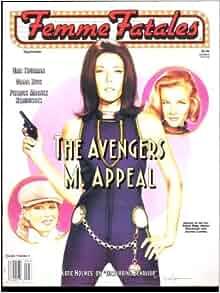 FEMME FATALES VOLUME 7 # 12 HORROR MAGAZINE HARRY NOVAK KIRA REED J LOVELL