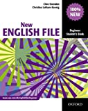 Oxenden. Clive New English File: Beginner: Student's Book: Six-level general English course for adults by Oxenden. Clive ( 2009 ) Paperback
