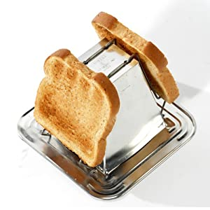 how to use a camp toaster