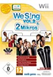 We Sing Vol. 2 inkl. 2 Mikrofone