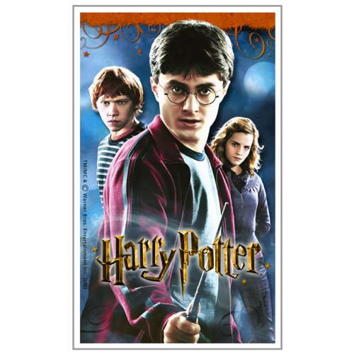 Harry Potter Party Stickers - 4 Sheets - 1
