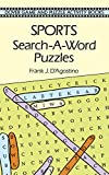 img - for Sports Search-a-Word Puzzles (Dover Children's Activity Books) book / textbook / text book
