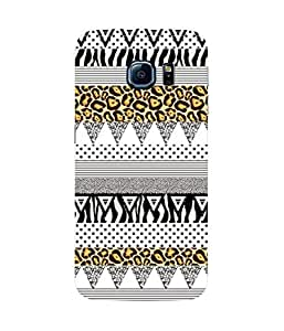 Abstract Leopard Samsung Galaxy S6 Case