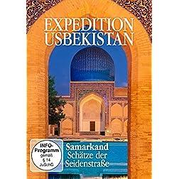 Samarkand - Schätze der Seidenstraße - Expedition Usbekistan