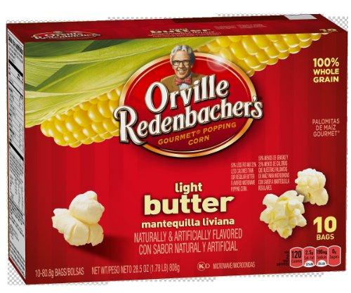 recipe: gourmet microwave popcorn light butter calories [15]