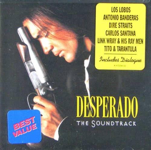 Soundtrack - Desperado - Zortam Music