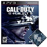 Call of Duty: Ghosts + Free Fall Dynamic Map DLC [USA English Version] PlayStation 3 GAME