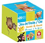 House of Toys 772509 Jeu de Societe DadaOie Animaux Musiciens