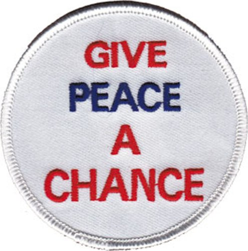 Application Give Peace A Chance Patch