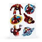 Iron Man 2 Tattoos
