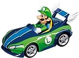 Carrera Digital 41320 Mario Kart Wii - Coche Luigi Wild Wing para circuito [Importado de Alemania]