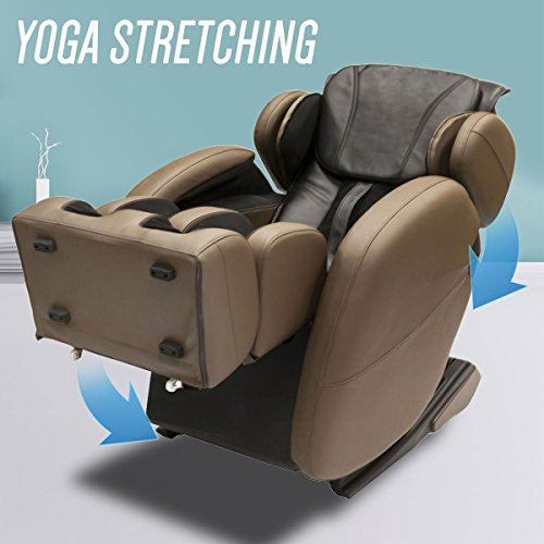 zero gravity full body kahuna massage chair recliner