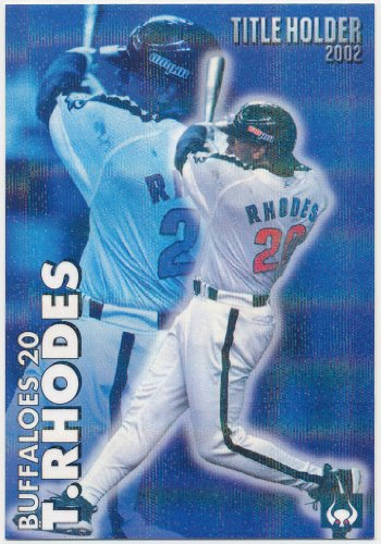 カルビー 2003 プロ野球カード T-10 [近鉄] ローズ