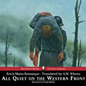 All Quiet on the Western Front | [Erich Maria Remarque]
