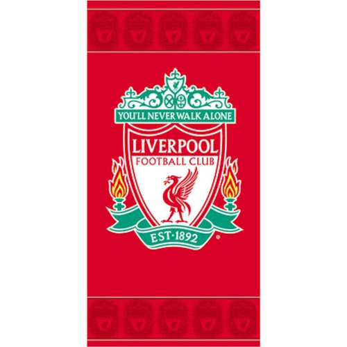 Liverpool Football Club Red Bath Beach Towel Large s *