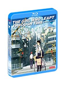 The Girl Who Leapt Through Time [Blu-ray]