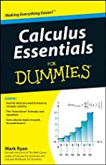Calculus Essentials For Dummies<sup>®</sup>