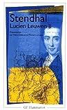 echange, troc Stendhal - Lucien Leuwen, tome 2