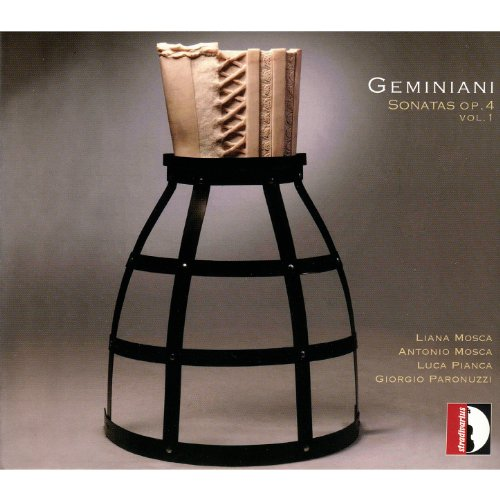 Buy Geminiani: Violin Sonatas, Op. 4 - Vol. 1 From amazon