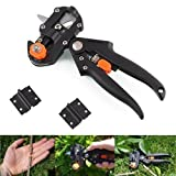 New Garden Fruit Tree Pro Pruning Shears Scissor Grafting Cutting Tool + 2 Blade