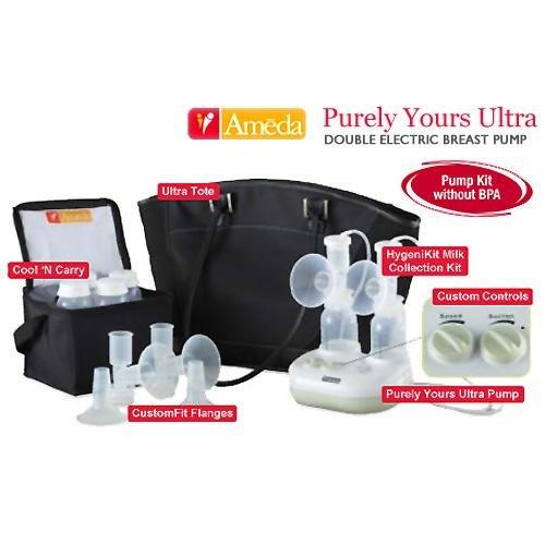 Imagen de Ameda Purely Yours Extractor de Leche Ultra