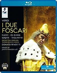 I Due Foscari [Blu-ray]