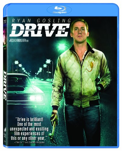 Cover art for  Drive (+ UltraViolet Digital Copy) [Blu-ray]