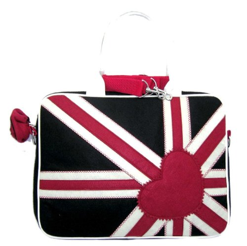 Irregular Choice Patty Laptop Bag