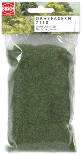 hornby-france-busch-7110-circuit-train-flocage-herbe-vert-fonce