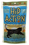 Zuke's Hip Action Natural Cat Treats, Chicken, 3-Ounce: Amazon.com: Pet Supplies
