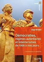 Démocraties, régimes autoritaires et totalitarismes de 1900 à nos jours