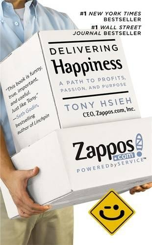Delivering Happiness: A Path To Profits, Passion, And Purpose price comparison at Flipkart, Amazon, Crossword, Uread, Bookadda, Landmark, Homeshop18