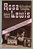 Rosa Lewis: An Exceptional Edwardian (0312693176) by Masters, Anthony