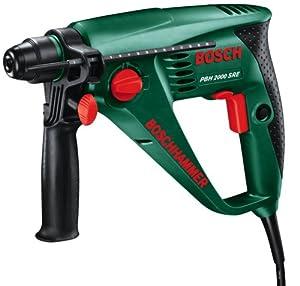 Bosch PBH 2000 SRE Bohrhammer  BaumarktÜberprüfung und weitere Informationen