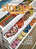 Storage with Style (Better Homes & Gardens Do It Yourself) (0470591870) by Better Homes and Gardens