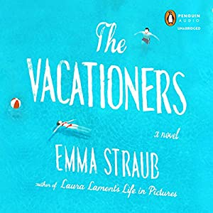 The Vacationers Audiobook