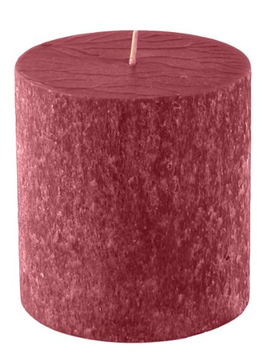 Root Candles Boutique 3 by 3-Inch Scented Timberline Pillar Candles, Victorian Fantasy