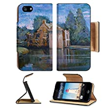 buy Apple Iphone 5 Iphone 5S Flip Case Landscape With Castle Fragment Of Painting Image 11026880 By Msd Customized Premium Deluxe Pu Leather Generation Accessories Hd Wifi Luxury Protector