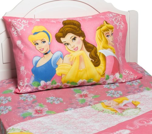 Disney Magic Garden Twin Sheet Set