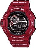 [Casio] Casio Watches G-shock Men in Rescue Red Mudman Gw-9300rd-4jf