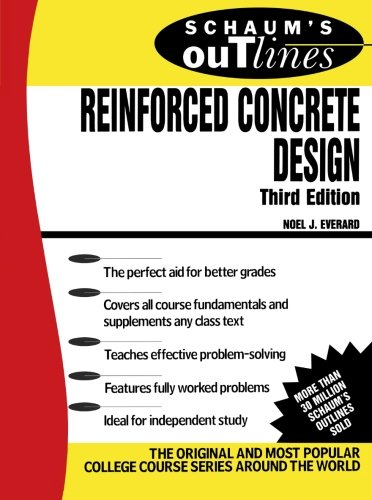 Schaum's Outline of Reinforced Concrete Design - McGraw-Hill - 0070197725 - ISBN: 0070197725 - ISBN-13: 9780070197725