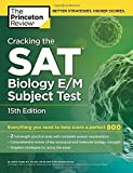 img - for Cracking the SAT Biology E/M Subject Test, 15th Edition (College Test Preparation) book / textbook / text book