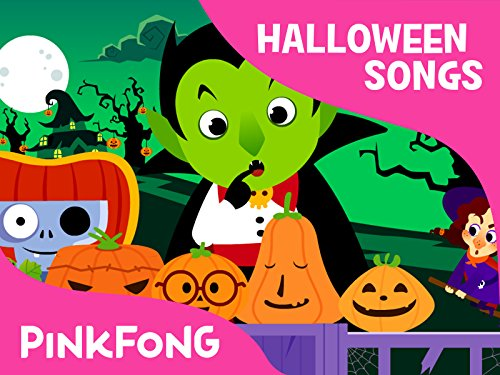 Pinkfong! Halloween Songs on Amazon Prime Video UK
