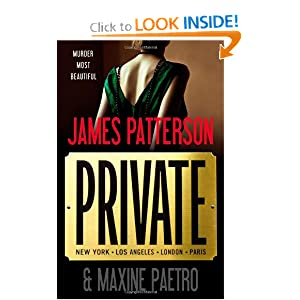 Private  - James Patterson,Maxine Paetro
