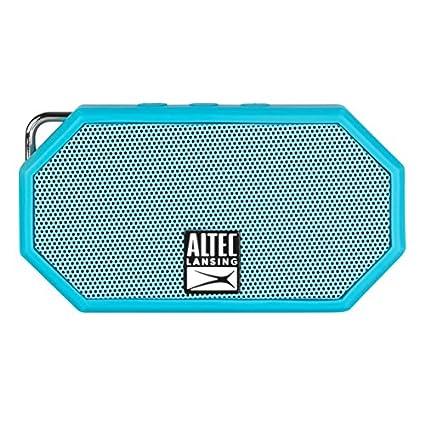 Altec-Lansing-Mini-H2O-IMW257-Bluetooth-Speaker-(Blue)