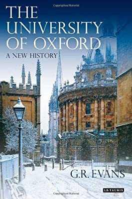 The University of Oxford: A New History