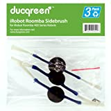 Duogreen iRobot Roomba Replacement Side Brush 3Pack for Roomba 400 Series,  ....