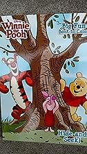 Winnie the Pooh Big Fun Book to Color ~ Hide…