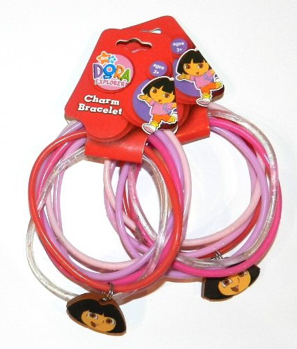 Nick Jr.'s Dora the Explorer Charm Bracelet 2 Pack - 1